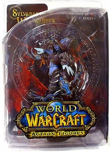World of Warcraft DC Unlimited Series 6 Action Figure Lady Sylvanas Windrunner [Forsaken Queen]