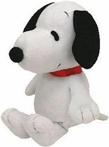 Ty Peanuts Beanie Baby Snoopy [Plays Music!]
