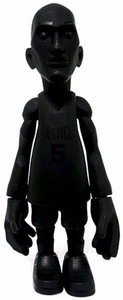 MINDstyle NBA 4 Inch Series 1 Action Figure Kevin Garnett [ALL BLACK]