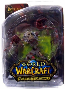 World of Warcraft DC Unlimited Series 5 Action Figure Scourge Ghoul [Rottingham]