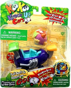 KooKoo Birds Krack-Up Car Hot Rod