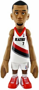 MINDstyle NBA 4 Inch Series 1 Action Figure Brandon Roy [White Uniform]