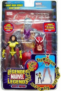 Marvel Legends Exclusive Action Figure Kitty Pride {Shadowcat} [Giant Man Builder Piece]