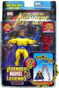 Marvel Legends Exclusive Action Figure Sentry [Giant Man Builder Piece]