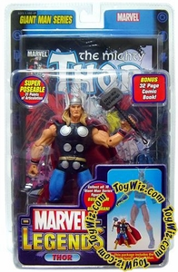 Marvel Legends Exclusive Action Figure Thor [Giant Man Builder Piece]