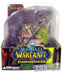 World of Warcraft Premium Series 1 Action Figure Tuskarr: Tavru Akua
