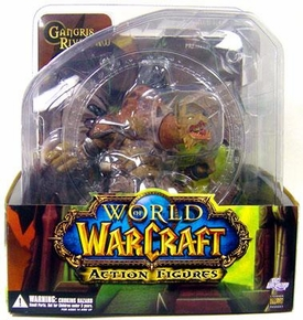 World of Warcraft Premium Series 1 Action Figure Gnoll Warlord: Gangris Riverpaw