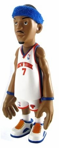 MINDstyle NBA 4 Inch Series 1 Action Figure Carmelo Anthony [White Uniform]