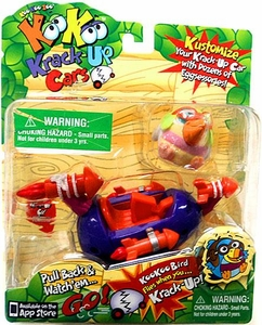 KooKoo Birds Krack-Up Car Rocketn Roll Ship
