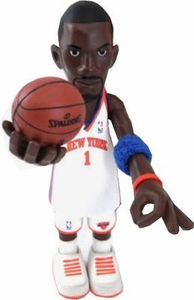 MINDstyle NBA 4 Inch Series 1 Action Figure Amare Stoudemire [White Uniform]