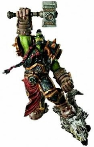 World of Warcraft Premium Series 2 Action Figure Orc Warchief Thrall