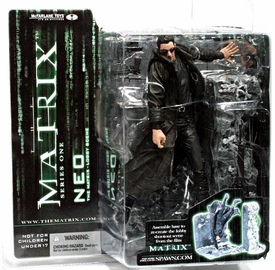 McFarlane Toys Series 1 Matrix Action Figure Neo