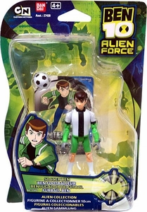 Ben 10 Alien Force 4 Inch Action Figure Soccer Ben