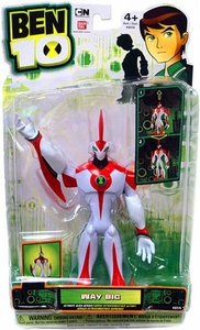 Ben 10 Ultimate Alien DNA Alien Heroes 6 Inch Action Figure Way Big