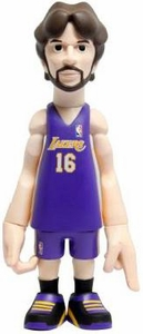 MINDstyle NBA 4 Inch Series 2 Action Figure Pau Gasol [Purple Uniform]