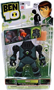 Ben 10 Ultimate Alien DNA Alien Heroes 6 Inch Action Figure NRG