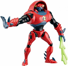 Ben 10 Ultimate Alien DNA Alien Heroes 6 Inch Action Figure Water Hazard