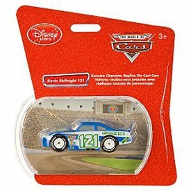 Disney Pixar Cars Exclusive 1:48 Die Cast Car Kevin Shiftright #121 [Clutch Aid]