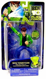 Ben 10 Alien Force DNA Alien Heroes 6 Inch Action Figure Ben Tennyson