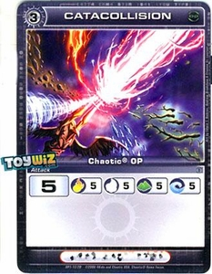Chaotic Trading Card Game OP Organized Play Promo Single Card Uncommon #OP1-12 Catacollision