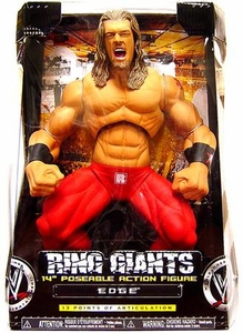 WWE Jakks Pacific Wrestling Action Figure Ring Giants Series 8 Edge
