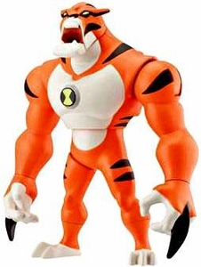 Ben 10 Ultimate Alien DNA Alien Heroes 6 Inch Action Figure Rath BLOWOUT SALE!