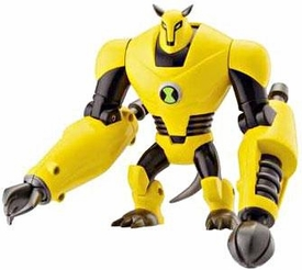 Ben 10 Ultimate Alien DNA Alien Heroes 6 Inch Action Figure Armodrillo