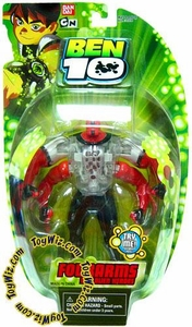 Ben 10 DNA Alien Heroes 6 Inch Action Figure FourArms