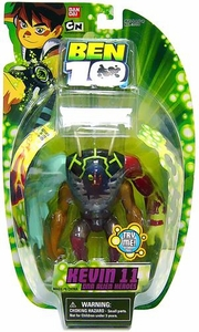 Ben 10 DNA Alien Heroes 6 Inch Action Figure Kevin 11