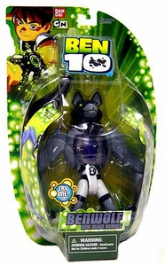 Ben 10 DNA Alien Heroes 6 Inch Action Figure Benwolf