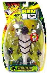 Ben 10 DNA Alien Heroes 6 Inch Action Figure Stinkfly