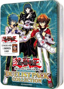 YuGiOh GX 2008 Duelist Pack Collection Tin [Card Ejector]