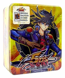YuGiOh 5D's 2008 Exclusive Collector Tin Set Goyo Guardian [Yellow]