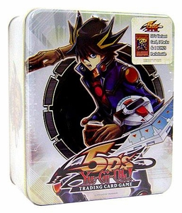 YuGiOh 5D's 2008 Exclusive Collector Tin Set Montage Dragon [White]