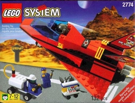 LEGO City Set #2774 Red Tiger