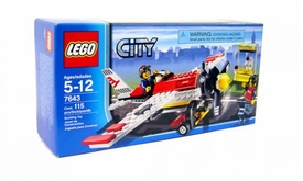 LEGO City Set #7643 Air Show Plane