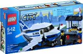 LEGO City Set #2928 Airplane [Was Not Available In the US!]