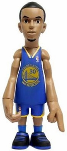 MINDstyle NBA 4 Inch Series 2 Action Figure Stephen Curry [Blue Uniform]