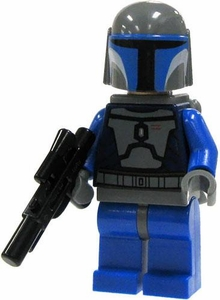 LEGO Star Wars LOOSE Mini Figure Mandalorian Warrior with Blaster