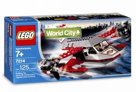 LEGO City Set #7214 Seaplane