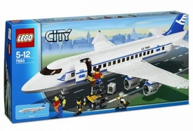 LEGO City Set #7893 Passenger Plane