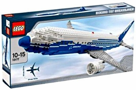 LEGO City Set #10177 Boeing 787 Dreamliner