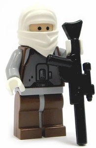 LEGO Star Wars LOOSE Mini Figure Dengar with Blaster Rifle