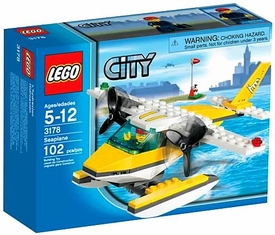 LEGO City Set #3178 Seaplane
