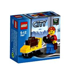 LEGO City Set #7567 Traveler