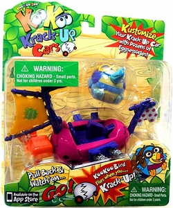 KooKoo Birds Krack-Up Car Pirate Ship