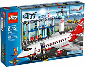 LEGO City Set #3182 Airport