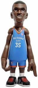 MINDstyle NBA 4 Inch Series 2 Action Figure Kevin Durant [Blue Uniform]