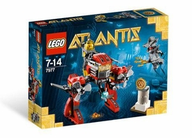 LEGO Atlantis Set #7977 Seabed Strider