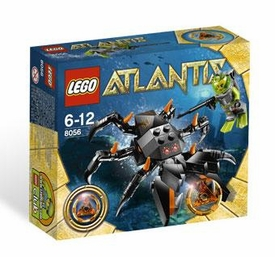 LEGO Atlantis Set #8056 Monster Crab Clash